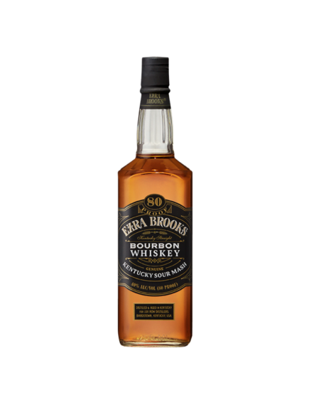 Ezra Ezra Brooks Bourbon Whiskey 70clBourbon Whiskey 100cl