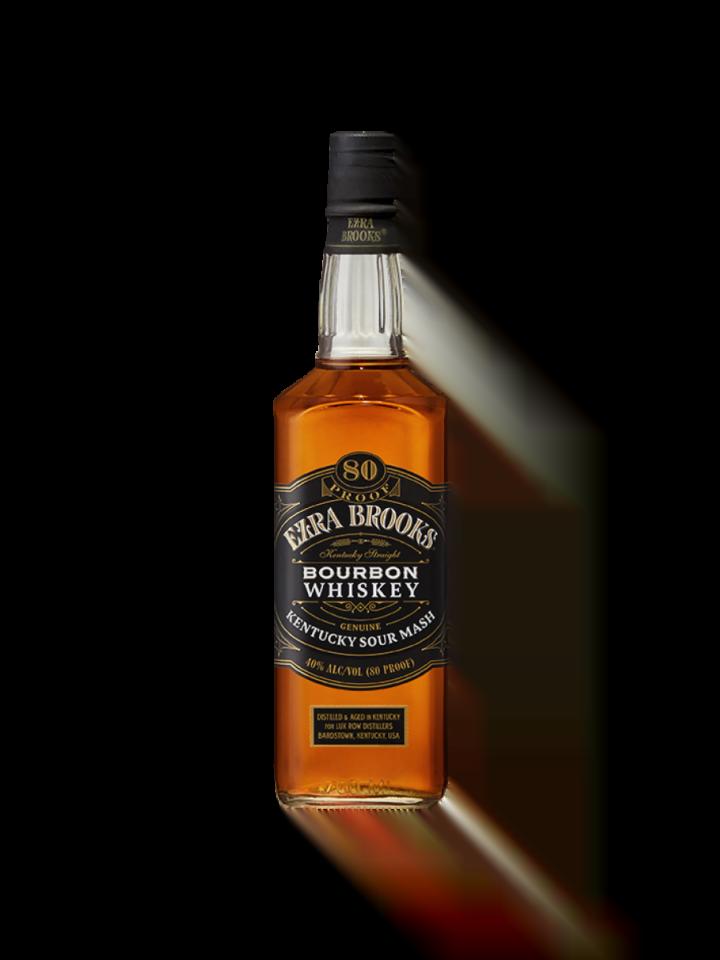 Ezra Ezra Brooks Bourbon Whiskey 70clBourbon Whiskey 100cl