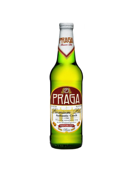 Praga Premium Pils Bottle 33cl