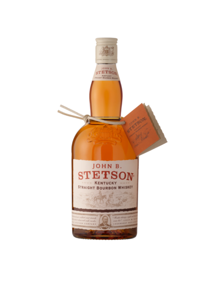 Stetson Kentucky Straight Bourbon 70cl