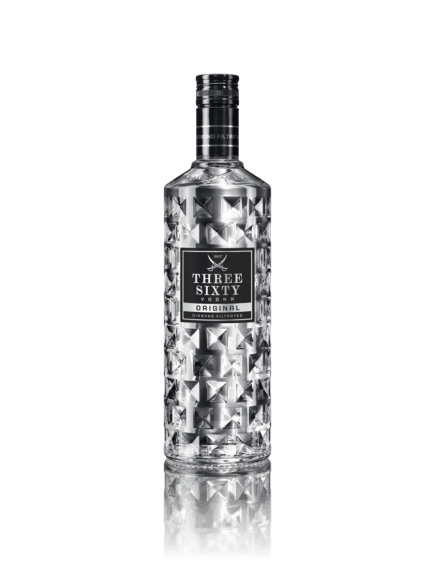 Three Sixty Vodka 100cl