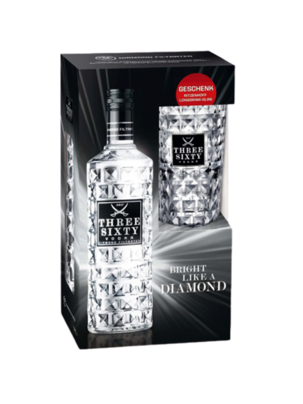 Three Sixty Vodka Pack