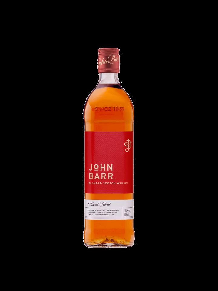 John Barr Finest Red 70cl 40%