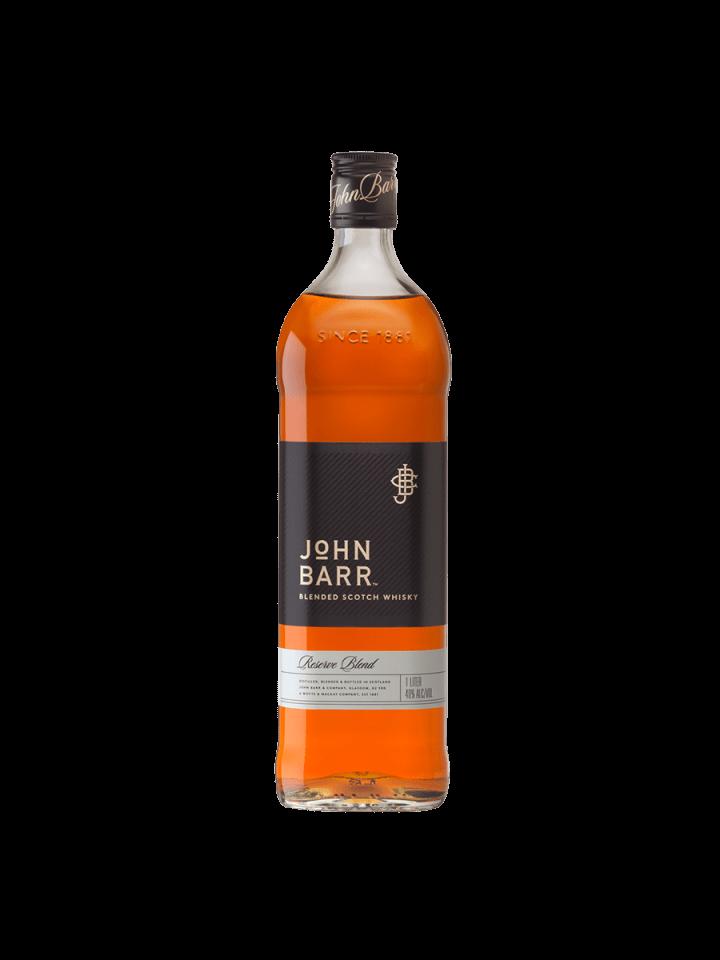 Whiskey John Barr Reserve Black 100cl